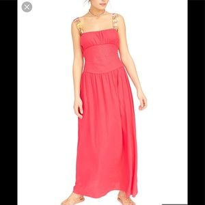 Free people ~ Santorini ~ Maxi dress ~ Nwt $148